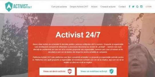 activist 24