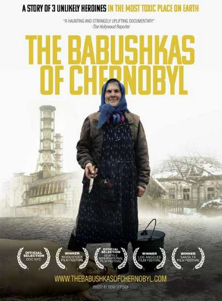afis THE BABUSHKAS OF CHERNOBYL