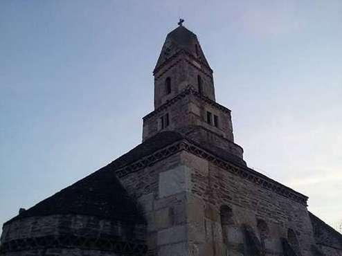biserica densus la apus 2016 romaniapozitiva