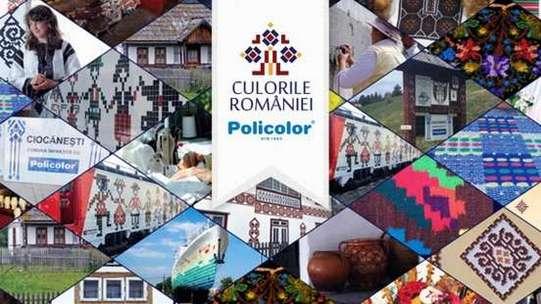 Culorile Romaniei 2016