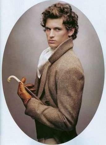 Dandy şi dandyism- Povestea gentlemanului romantic