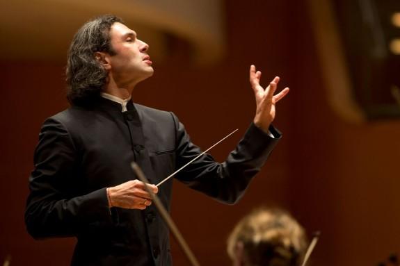Dirijorul Vladimir Jurowski, director artistic al Festivalului Enescu