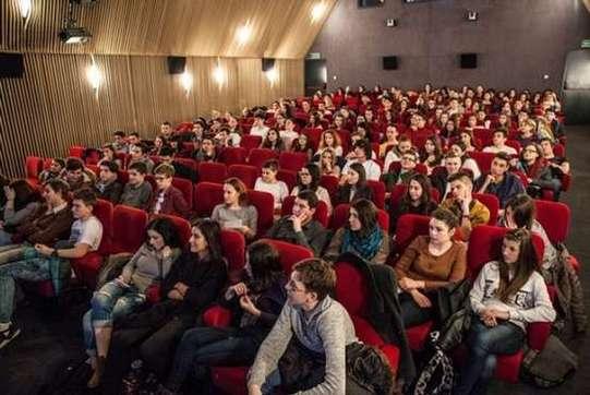 Filme pentru liceeni la Cinema Elvira Popescu