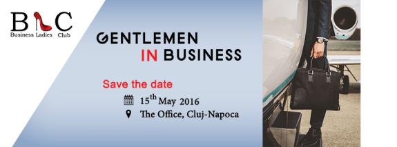 Gentlemen in Business 2 cover
