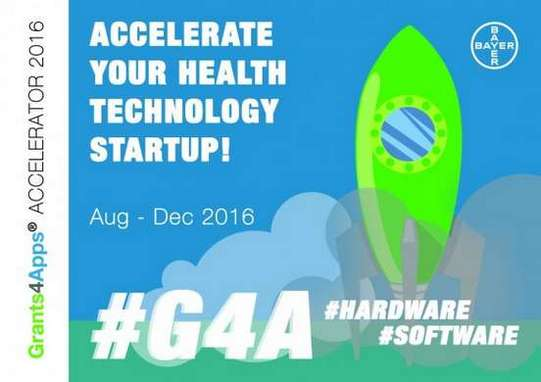 Grants4Apps Accelerator 2016