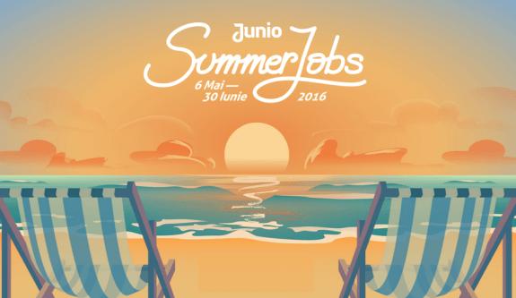 Junio Summer Jobs