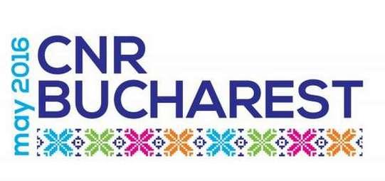 Logo CNR Bucharet 2016