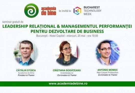 Seminar gratuit AdB