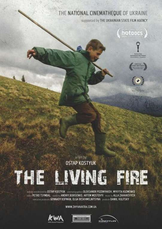 The Living Fire afis