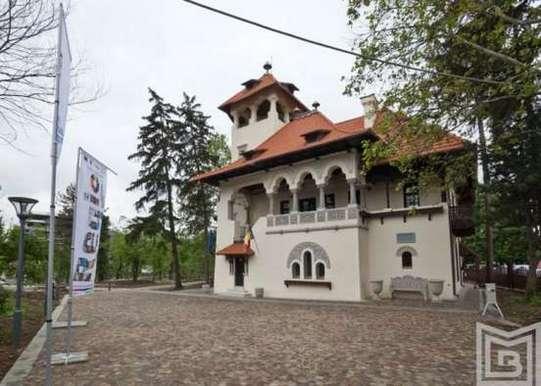 Vila dr. Nicolae Minovici - martie 2016