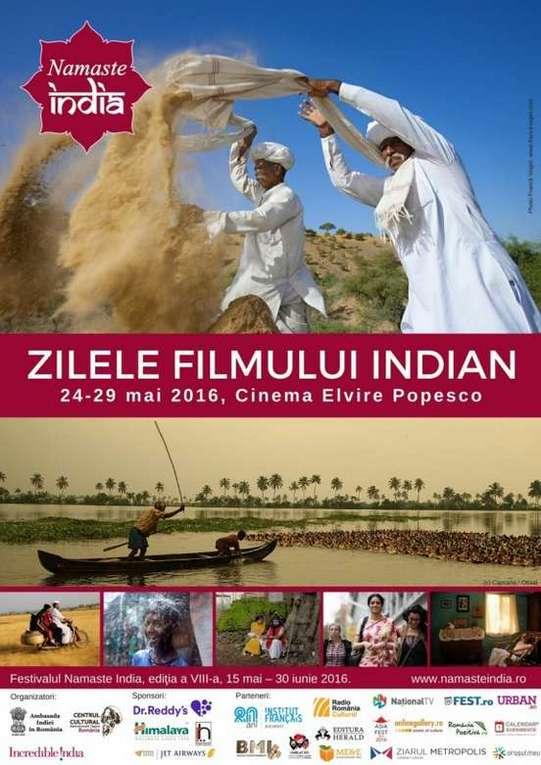 Zilele Filmului Indian 2016