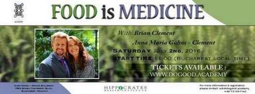 Conferinta Do Good - Brian Clement