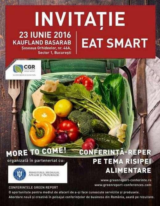 Invitatie Conferinta EAT SMART