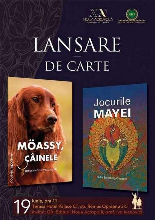 Lansare Moassy+Jocurile Mayei