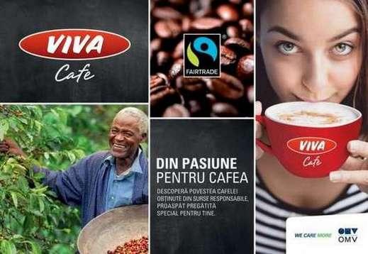 OMV VIVA CAFE aduce certificarea FAIRTRADE_1