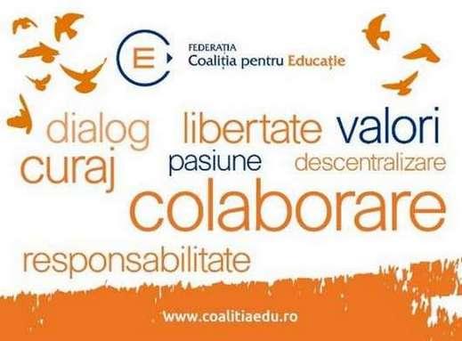 cover coalitia pentru educatie