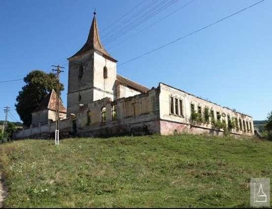 Biserica fortificata din Felmer_