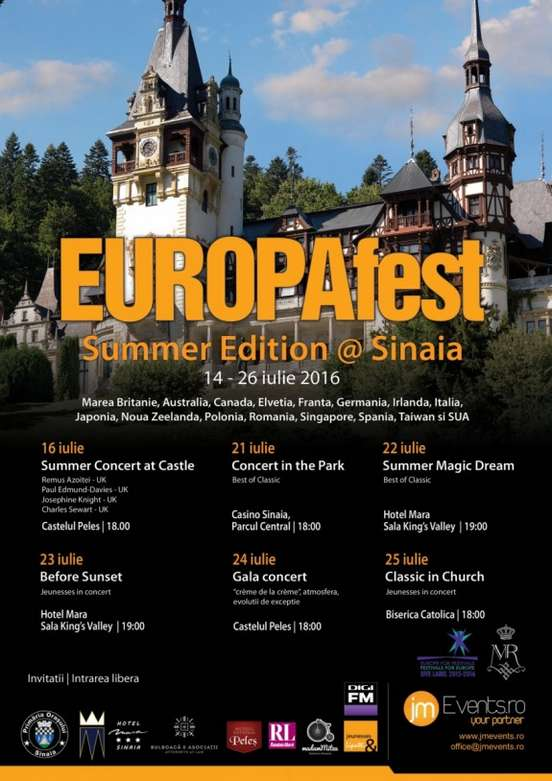 EUROPAfest Summer Edition 2016_A4