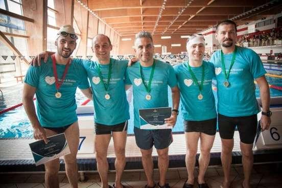 Team Hope 1_Swimathon_Foto Mihai Vasilescu