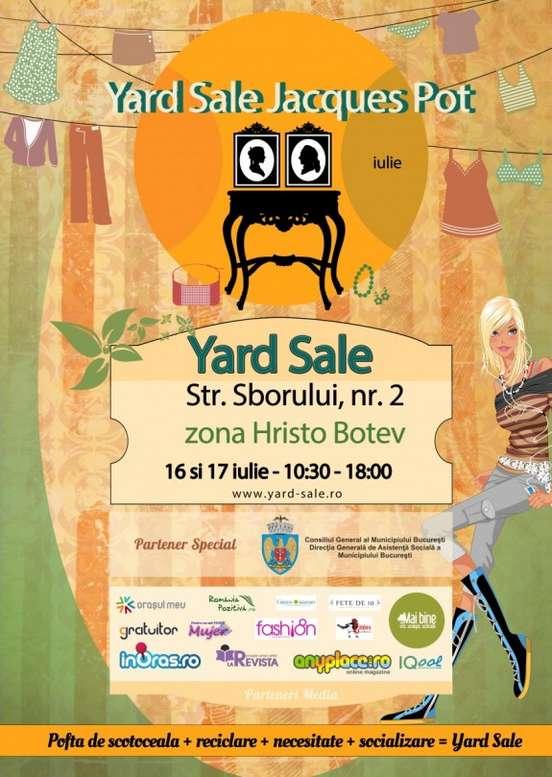 Yard Sale Iulie