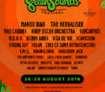Afis Bucharest GreenSounds Festival 2016
