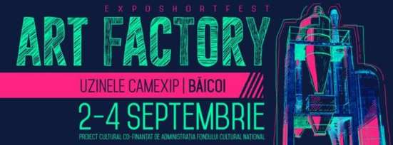 Art Factory - CAMEXIP - 2016