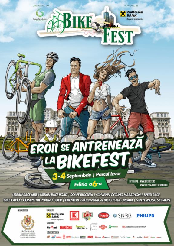BikeFest online