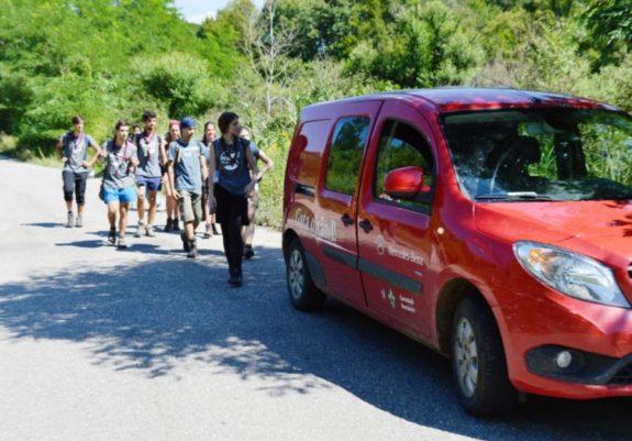 Mercedes-Benz si Cercetasii Romaniei - Camp Pierdut in padure (2) (1)
