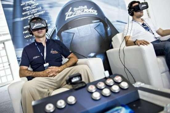VR_Red Bull Air Race
