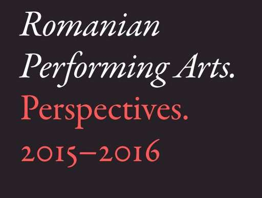 romanian performing arts