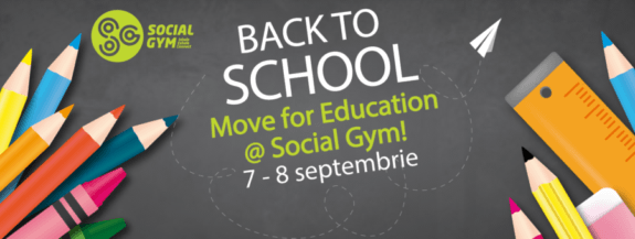 Back to School - Move for Education
