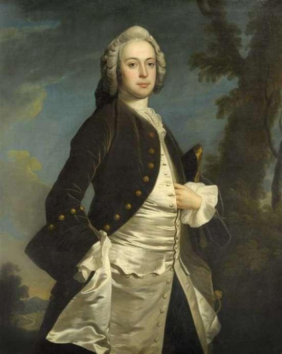 Portretul lui John Grey de Allan Ramsay
