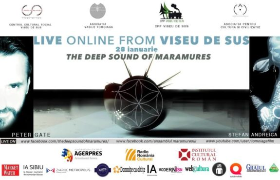 Afis The Deep Sound Viseu