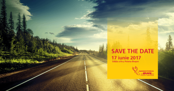 Save the date Maraton DHL 2017