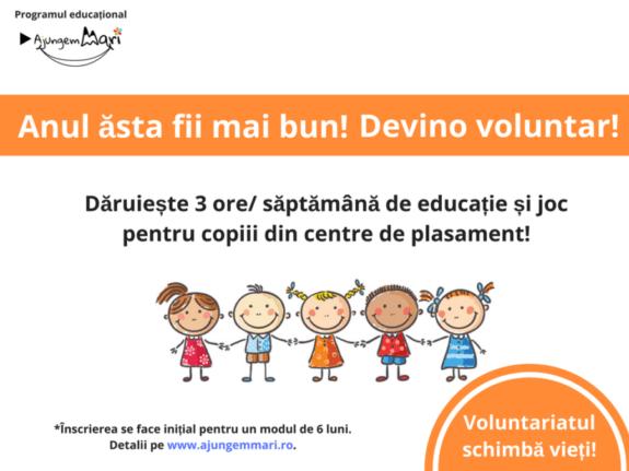 apel voluntariat