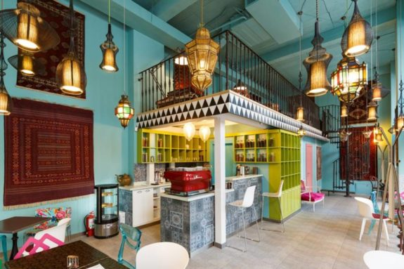 cafeneaua Sheida©Filip Gabriel