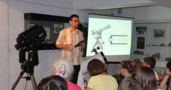 Ciprian Vîntdevară - descoperitorul Novei Roșii Luminoase în premieră în România