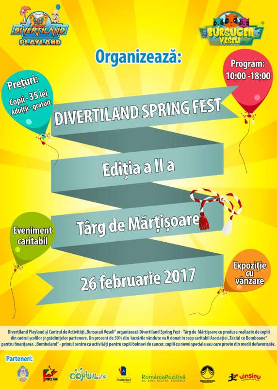 Divertiland Spring Fest 2017