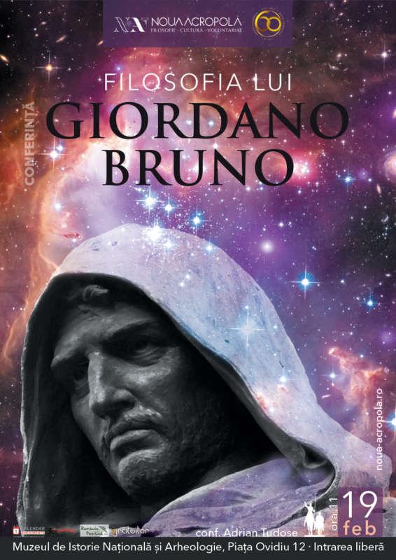 Filosofia lui GIORDANO BRUNO