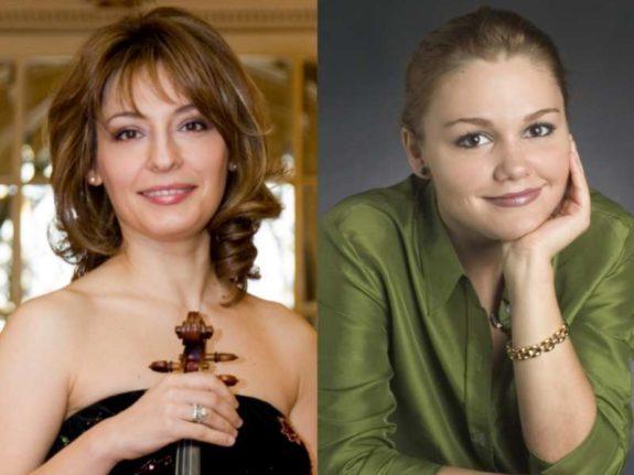 Irina Muresanu, Angela Draghicescu