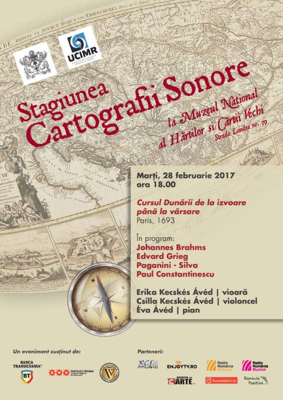 Poster Stagiunea Cartografii Sonore