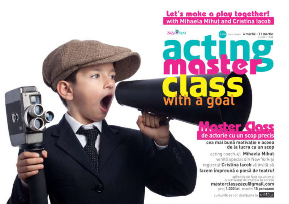 afis Acting Master Class with a Goal_rsz