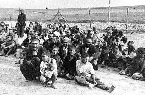 romi deportati