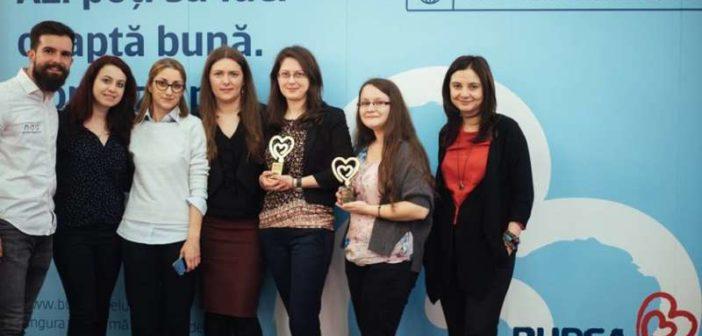 Bursa Binelui a premiat câștigătorii Campionatului de Bine 2016-2017, ediția a IV-a