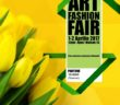 Afis Art Fashion Fair 1-2 Aprilie FB