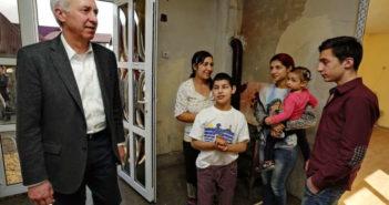 Vizita familie beneficiara a Hope and Homes for Children_Foto Ghita Porumb