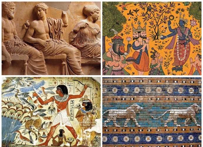 istoria antichitatii