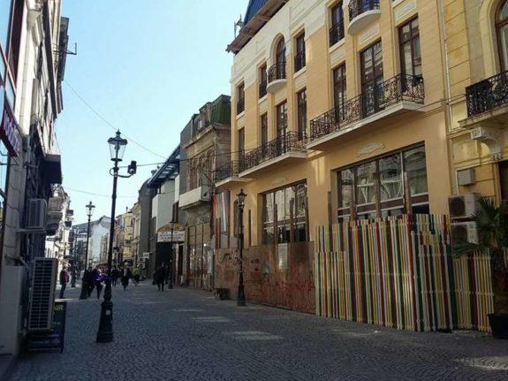 centrul istoric Bucuresti 2017 fara masini romaniapozitiva 2