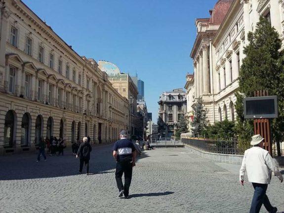 centrul istoric Bucuresti 2017 fara masini romaniapozitiva 4