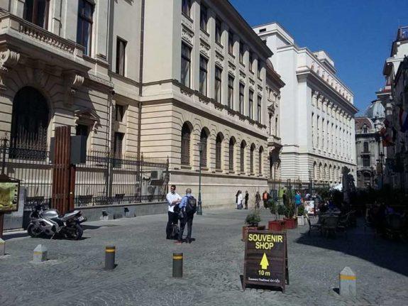 centrul istoric Bucuresti 2017 fara masini romaniapozitiva 5